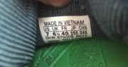 """""""Phát lộ"""" thủ đoạn """"đại bàng"""" Trung Quốc gắn mác hàng hóa Việt Nam"""