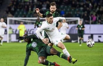 Link xem trực tiếp Wolfsburg vs Werder Bremen (VĐ Đức), 2h30 ngày 28/11