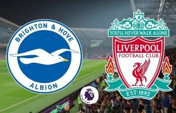 Link xem trực tiếp Brighton vs Liverpool (Ngoại hạng Anh), 19h30 ngày 28/11