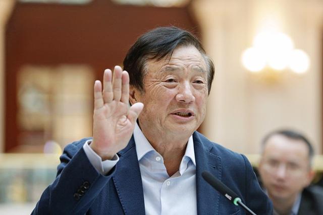 Nhà sáng lập Huawei: Nhiều chính trị gia Mỹ muốn giết chết chúng tôi - 1