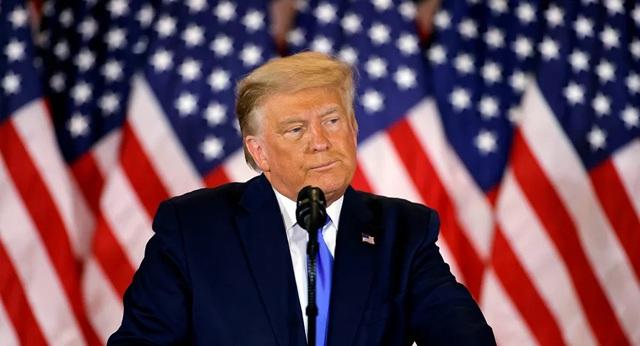 Ông Trump nói hơn 1 triệu phiếu bầu ở Pennsylvania từ trên trời rơi xuống - 1