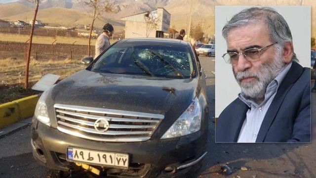 Nghi vấn 62 sát thủ tham gia vụ phục kích, ám sát cha đẻ hạt nhân Iran - 1