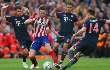 Xem trực tiếp Atletico Madrid vs Bayern ở đâu?