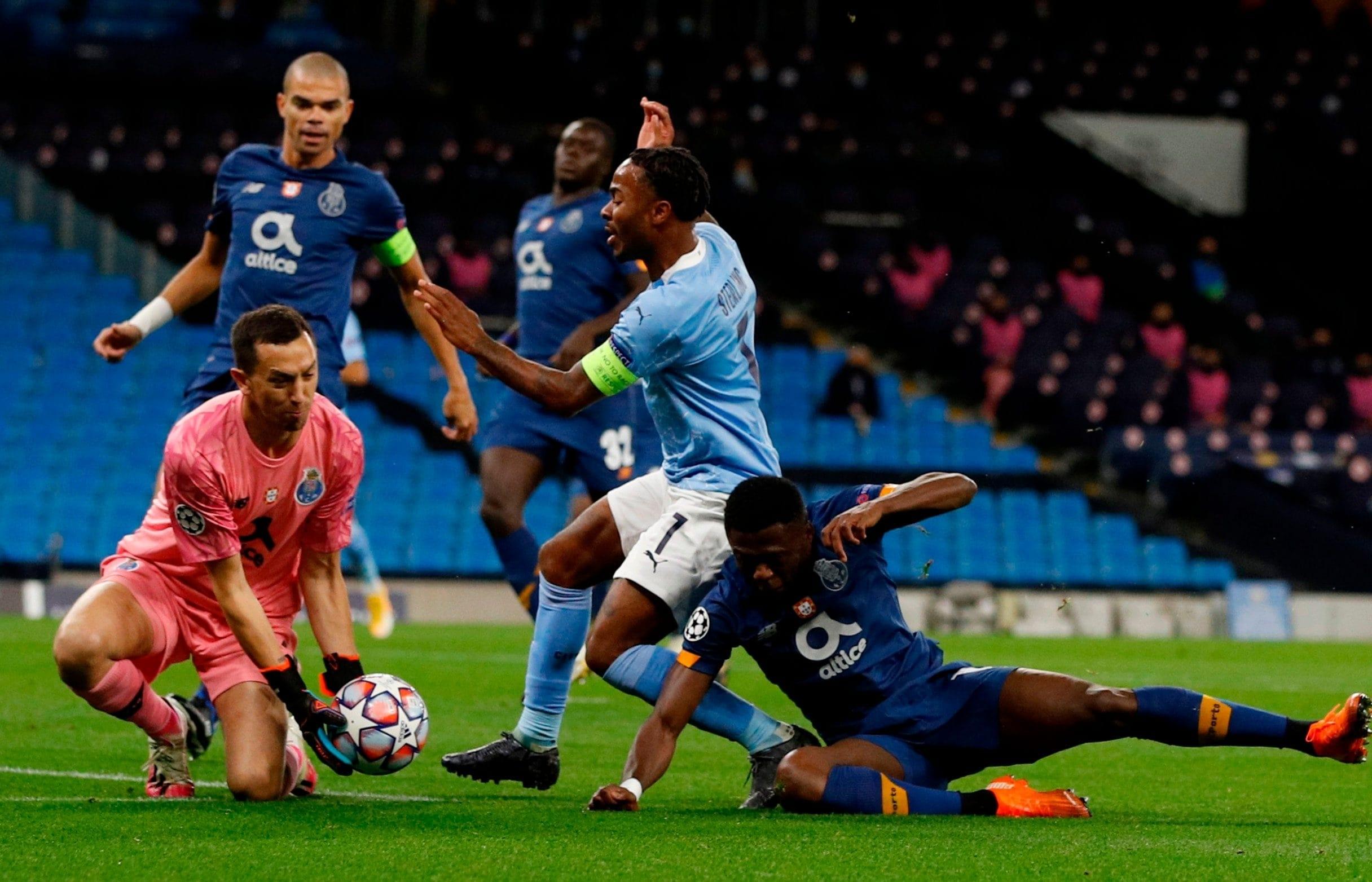 Xem trực tiếp Porto vs Man City ở đâu?