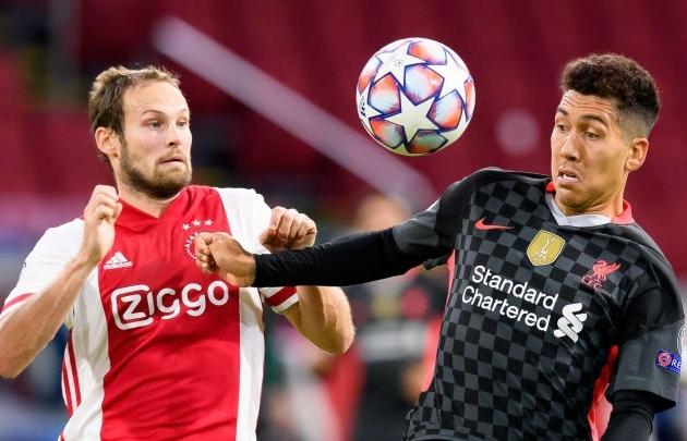 Link xem trực tiếp Liverpool vs Ajax (Cup C1 Châu Âu), 3h ngày 2/12
