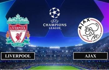 Xem trực tiếp Liverpool vs Ajax ở đâu?