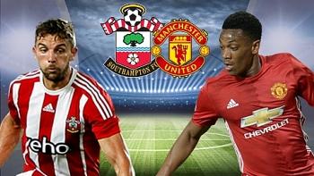 Xem trực tiếp bóng đá Southampton vs Man Utd ở đâu?