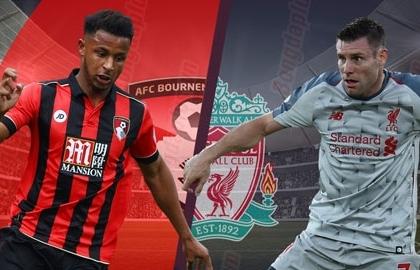 Xem trực tiếp bóng đá Bournemouth vs Liverpool, 19h30 ngày ...
