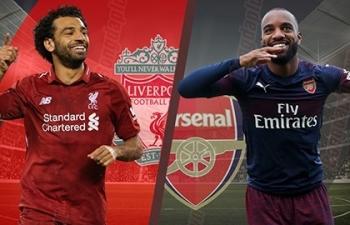 Xem trực tiếp bóng đá Liverpool vs Arsenal, 0h30 ngày 30/12 (Ngoại hạng Anh)