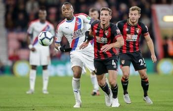 Link xem trực tiếp Crystal Palace vs Bournemouth (Ngoại hạng Anh), 2h30 ngày 4/12