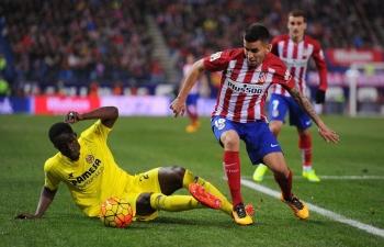 Xem trực tiếp Villarreal vs Atletico Madrid ở đâu?