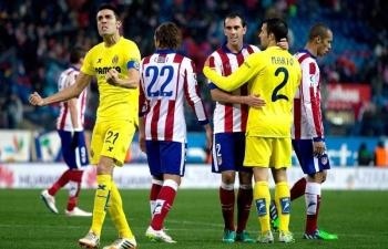 Link xem trực tiếp Villarreal vs Atletico Madrid (La Liga), 3h ngày 7/12