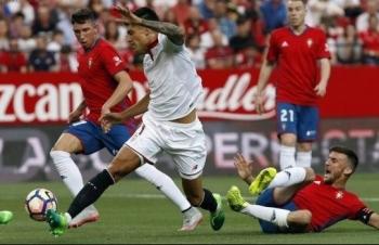 Xem trực tiếp Osasuna vs Sevilla ở đâu?