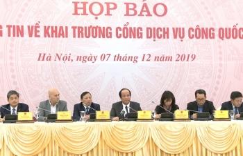 cong dich vu cong quoc gia lay nguoi dan doanh nghiep la trung tam phuc vu