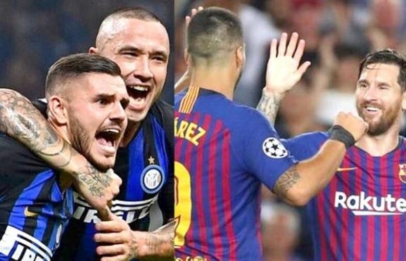 xem truc tiep inter vs barcelona o dau