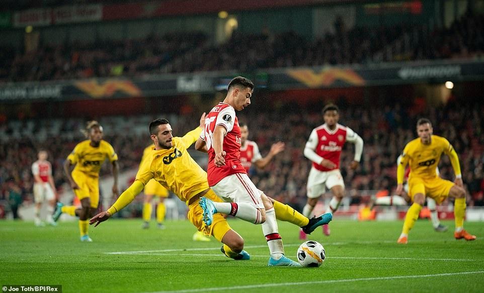 Xem trực tiếp Standard Liege vs Arsenal ở đâu?