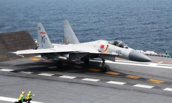 Tiêm kích bị coi là gươm cùn trên tàu sân bay Trung Quốc
