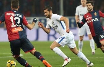 Link xem trực tiếp Inter vs Genoa (Serie A), 0h ngày 22/12