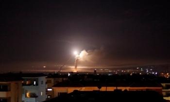 syria ban ha ten lua phong tu phia israel