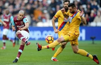 Xem trực tiếp Crystal Palace vs West Ham Utd ở đâu?