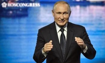 20 năm Putin lãnh đạo nước Nga
