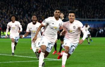 Xem trực tiếp Man Utd vs PSG ở đâu?