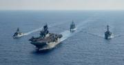 Báo Trung Quốc đe dọa các tàu chiến Australia ở Biển Đông