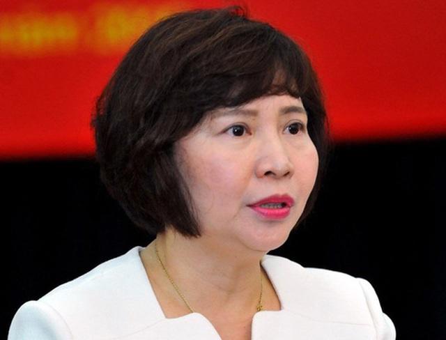 Ban Bí thư khai trừ Đảng với cựu Thứ trưởng Hồ Thị Kim Thoa - 1
