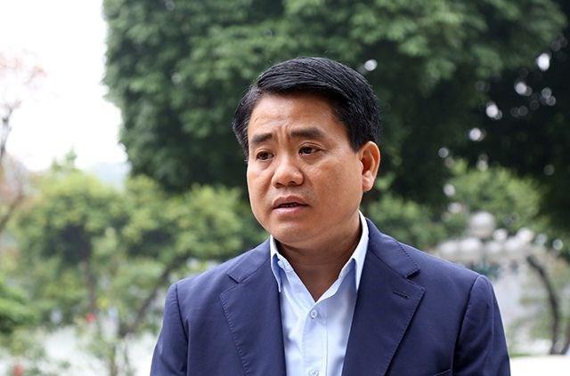 Đề nghị khai trừ Đảng với cựu Chủ tịch Hà Nội Nguyễn Đức Chung - 1