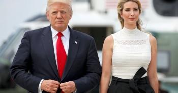 Ivanka tung bằng chứng vô tội trong vụ kiện quỹ nhậm chức của ông Trump