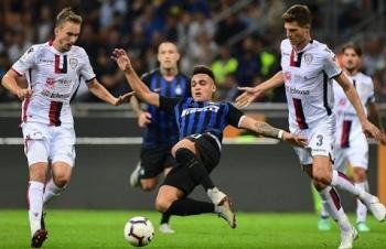 Link xem trực tiếp Cagliari vs Inter Milan (Serie A), 18h30 ngày 13/12