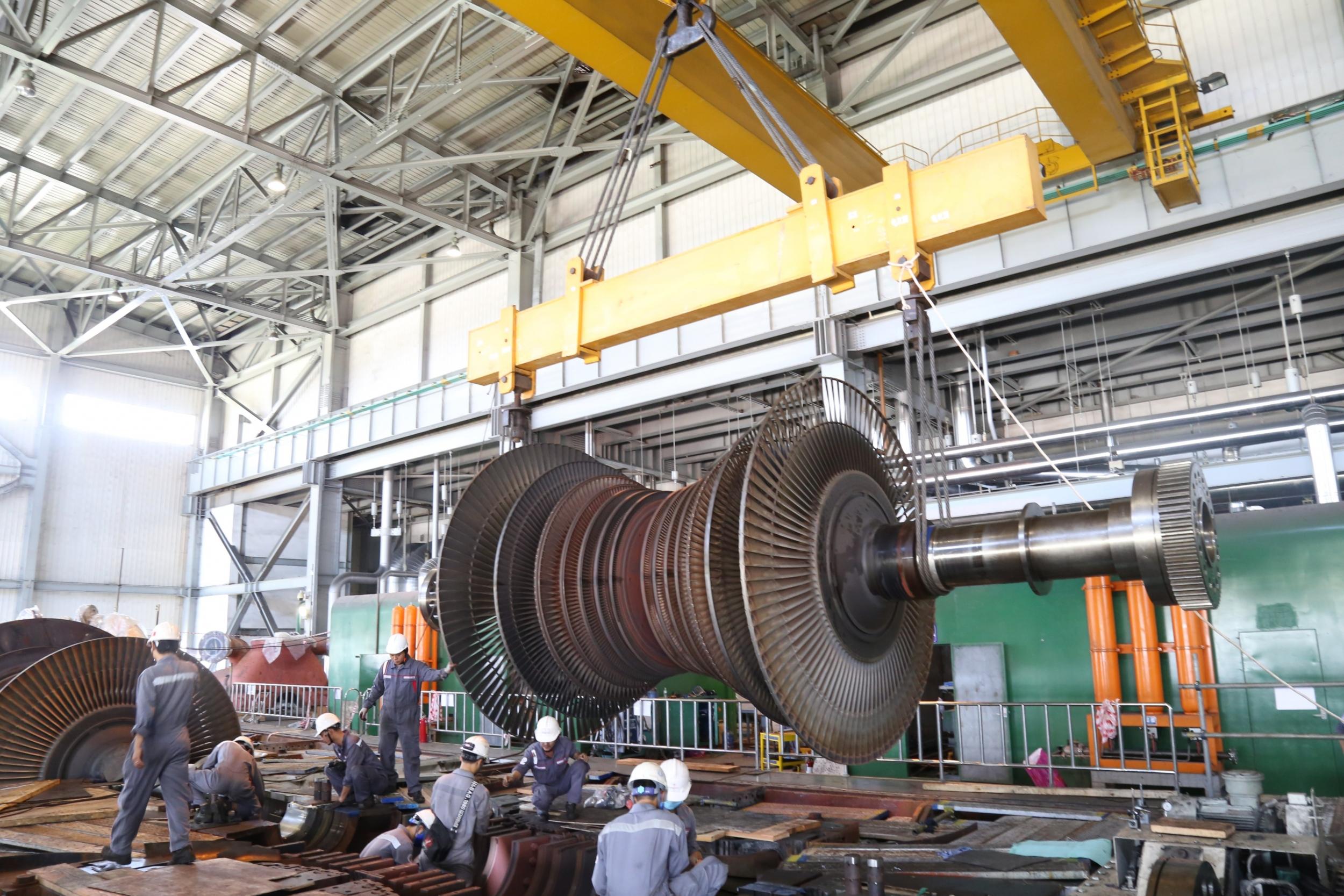 EVNGENCO1: Sản lượng điện sản xuất 11 tháng đạt hơn 33 tỷ kWh