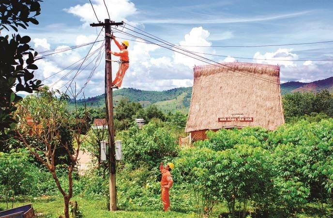 Điện lực Việt Nam - 66 năm thắp sáng niềm tin