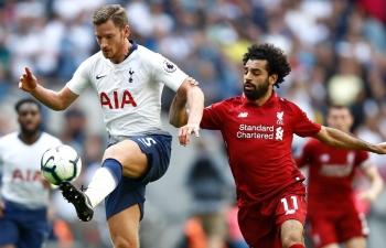 Link xem trực tiếp Liverpool vs Tottenham (Ngoại hạng Anh), 3h ngày 17/12