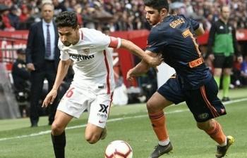 Link xem trực tiếp Valencia vs Sevilla (La Liga), 23h30 ngày 22/12