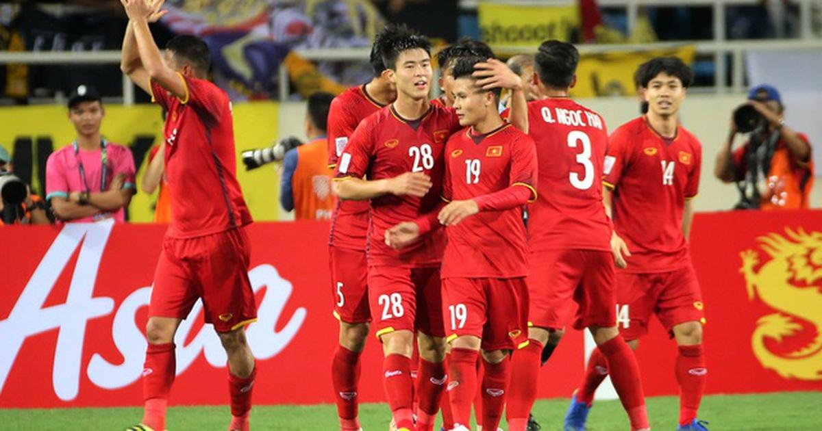 Đội tuyển Việt Nam có thể phải cách ly 10 ngày trước khi đấu Malaysia