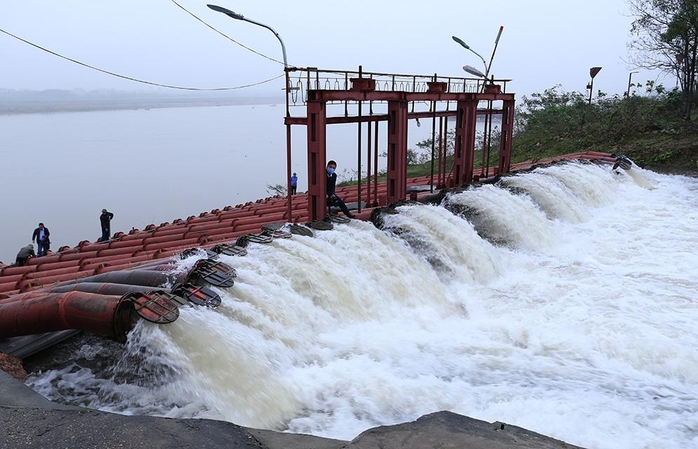 Sẽ có 3 đợt lấy nước đổ ải vụ Đông Xuân 2020 - 2021