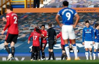 Link xem trực tiếp Everton vs Man Utd (Cup Liên đoàn Anh), 3h ngày 24/12