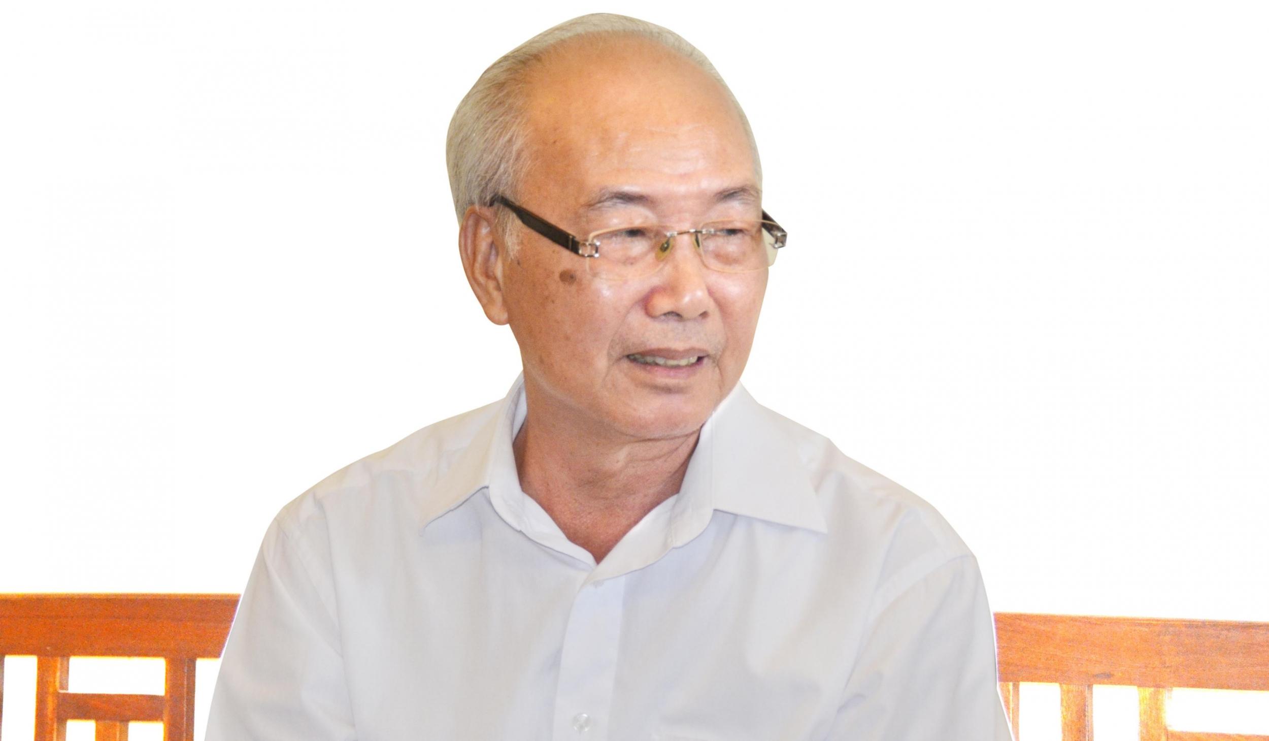 """Ông Nguyễn Mậu Chung – Nguyên Ủy viên Hội đồng quản trị (HĐQT) EVN: Chuyến """"vi hành"""" đặc biệt"""