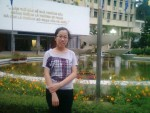 Cô gái thành Nam mang ước mơ du học