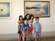 Triển lãm 'Mùa Xuân' của NSND Trà Giang
