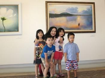 NSND Trà Giang: Hạnh phúc với hai niềm đam mê
