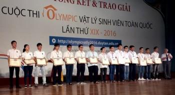 pvu dat giai cao tai ky thi olympic sinh vien toan quoc 2016