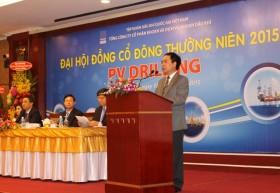 pv drilling dai hoi dong co dong thuong nien nam 2015
