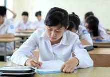 TP HCM: Số thí sinh đăng ký thi THPT Quốc gia giảm