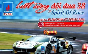 """PV OIL thông báo kết quả dự đoán cuộc thi """"Lướt cùng đội đua 38 - SPIRIT OF RACE"""""""