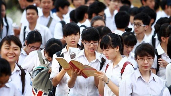 Công bố điểm THPT Quốc gia của 70 cụm thi do trường ĐH chủ trì
