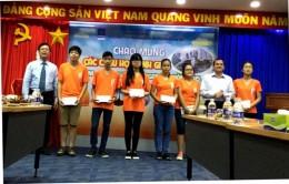 PV Drilling: 27 học sinh xuất sắc dự trại hè tại Singapore