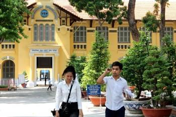 Cụm thi trường ĐH Sài Gòn có duy nhất một điểm 10