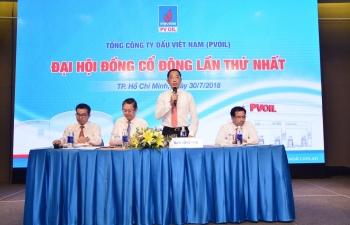 pvoil to chuc thanh cong dai hoi dong co dong lan thu nhat